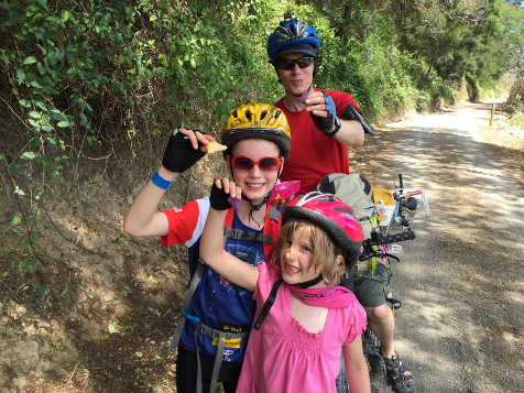 Cycling with Kids - a recipe for fun