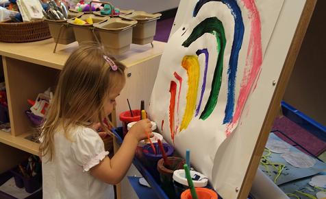 hands on kindergarten