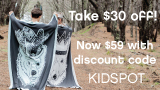 Kidspot ONLY offer from Burrow & Be
